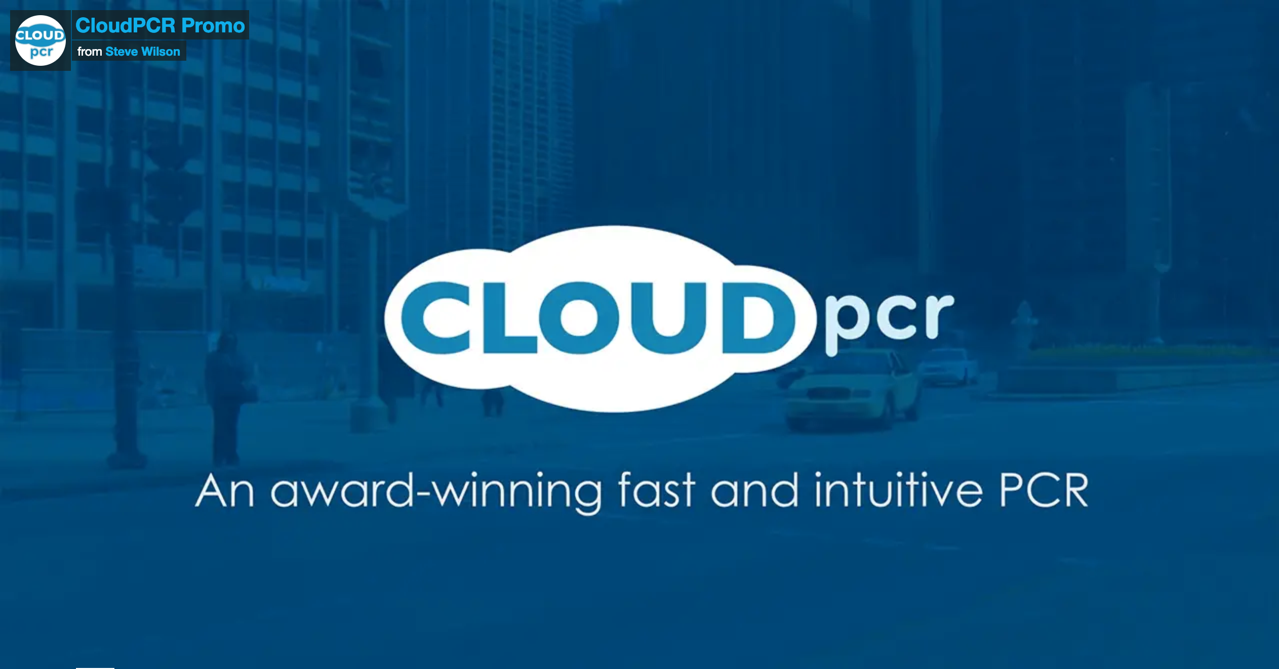 See all the features of CloudPCR